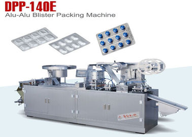 ประเทศจีน Small Pharmaceutical Blister Packaging Machines For Pills Tablet And Capsules ผู้จัดจำหน่าย